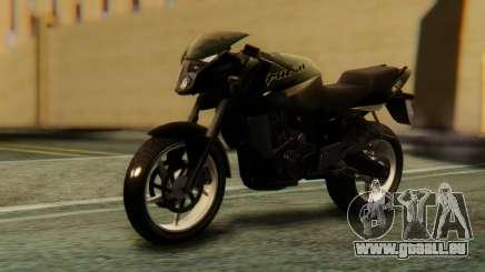 Bajaj Rouser 135 für GTA San Andreas