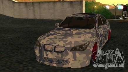 BMW M5 E60 RCS für GTA San Andreas