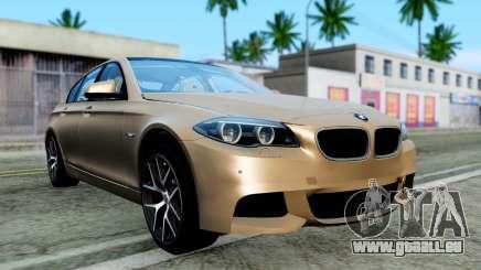 BMW M550d pour GTA San Andreas
