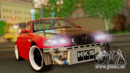 BMW M3 E46 für GTA San Andreas