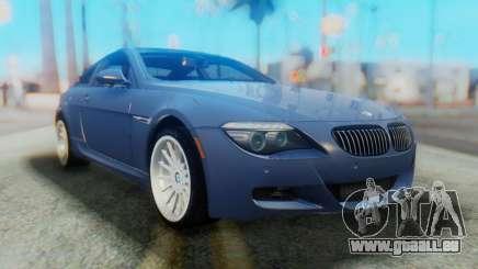 BMW M6 pour GTA San Andreas
