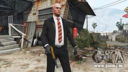 Hitman Agent 47 pour GTA 5