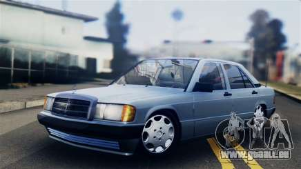 Mercedes-Benz 190E (W201) für GTA San Andreas