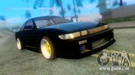 Nissan Silvia S13 Onevia für GTA San Andreas