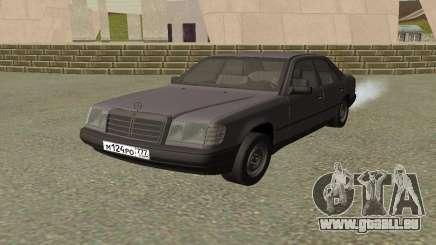 Mercedes-Benz W124 E200 pour GTA San Andreas