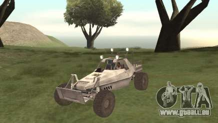 Buggy from Just Cause pour GTA San Andreas