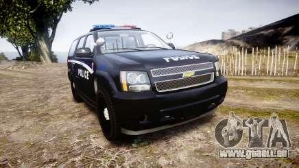 Chevrolet Tahoe SPVQ [ELS] pour GTA 4