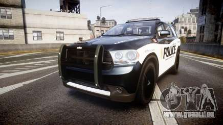 Dodge Durango Alderney Police für GTA 4
