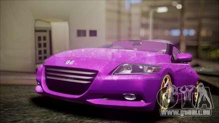 Honda CRZ Hybird Pink Cute für GTA San Andreas
