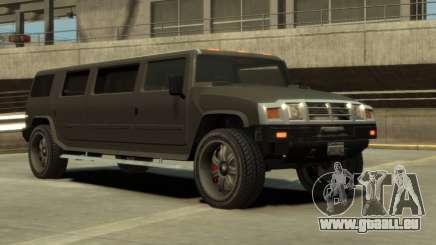 Mammoth Patriot Limousine für GTA 4