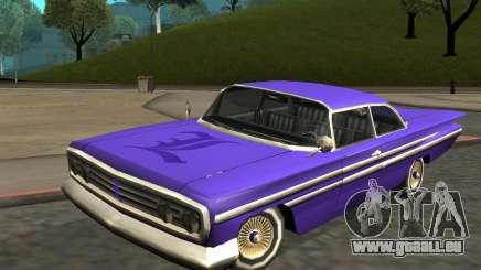 Luni Voodoo Remastered für GTA San Andreas