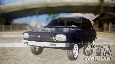 Renault 12 TL für GTA San Andreas