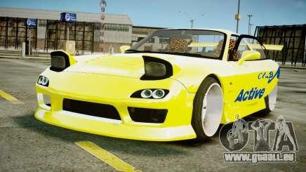 Mazda RX-7 FD3S BN Sports für GTA 4