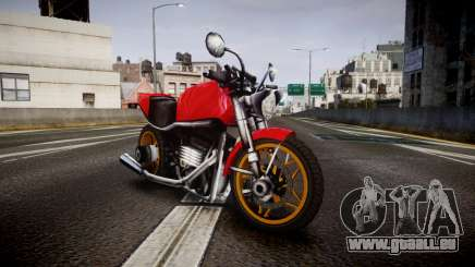 Streetfighter für GTA 4