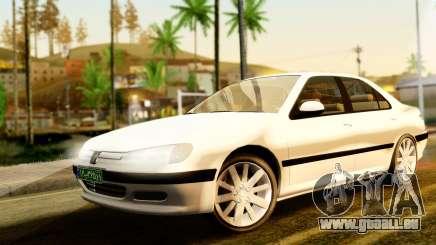 Peugeot 406 pour GTA San Andreas