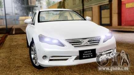 Toyota Mark X pour GTA San Andreas