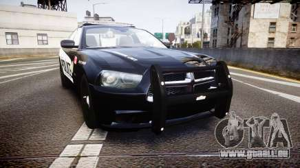 Dodge Charger Alderney Police für GTA 4