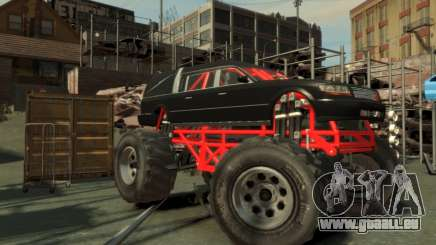 Albany Undertaker (Romero Monster) pour GTA 4