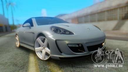 Porsche Panamera Turbo für GTA San Andreas