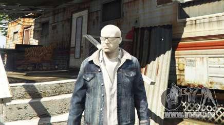 Le Fantôme De Trevor pour GTA 5