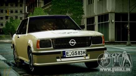 Opel Ascona B für GTA 4
