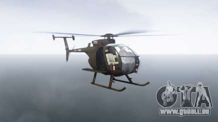 MH-6 Little Bird pour GTA 4
