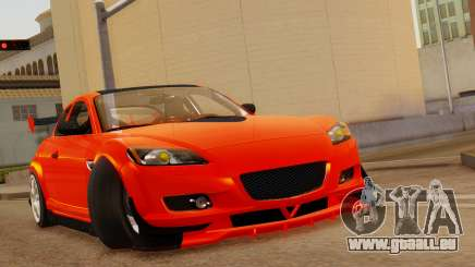 Mazda RX8 Drifter für GTA San Andreas