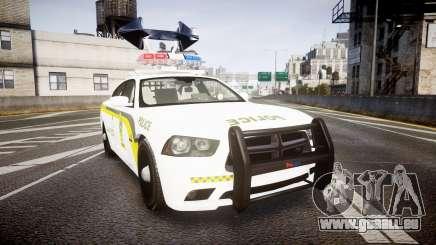 Dodge Charger Surete Du Quebec [ELS] für GTA 4