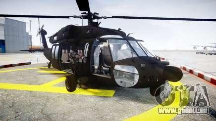 Sikorsky MH-60L Black Hawk [EPM] pour GTA 4