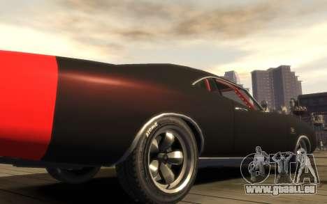 Dukes Impulse Daytona Tuning pour GTA 4 Vue arrière