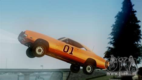 Dodge Charger General Lee pour GTA San Andreas