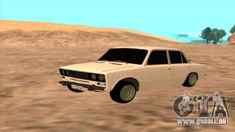 HUNTER 2106 Ostentum für GTA San Andreas