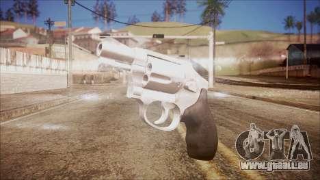 SW38 Snub from Battlefield Hardline für GTA San Andreas