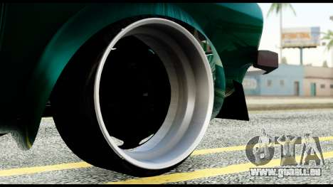 Dacia 1310 Carrera pour GTA San Andreas vue arrière