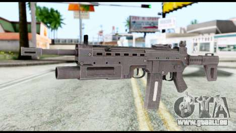 M4 from Resident Evil 6 für GTA San Andreas