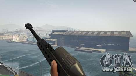 Last Shot 0.1 für GTA 5