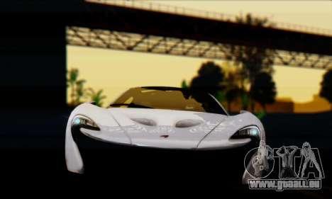 Smooth Realistic Graphics ENB 3.0 pour GTA San Andreas cinquième écran