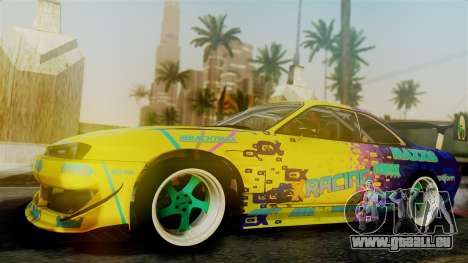 Nissan Silvia S14 Kouki Matt Faileds pour GTA San Andreas