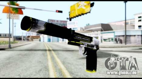 USP-S Torque für GTA San Andreas
