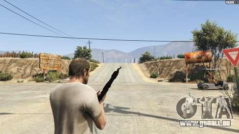 Scar-H pour GTA 5