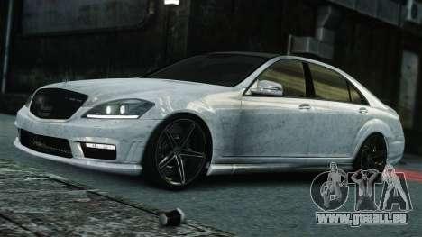 Mercedes-Benz S65 AMG Vossen für GTA 4