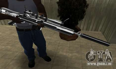 Original Sniper Rifle für GTA San Andreas