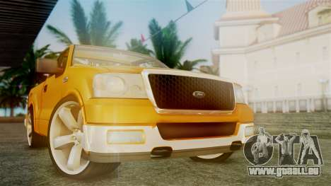Ford F-150 Sport pour GTA San Andreas