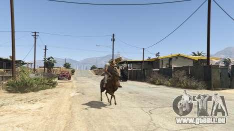 GTA 5 Ride A Deer [.NET] 0.2b dritten Screenshot