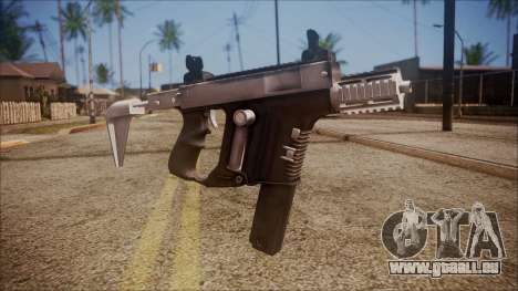 K10 from Battlefield Hardline pour GTA San Andreas