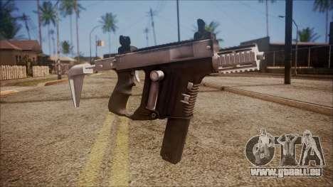 K10 from Battlefield Hardline pour GTA San Andreas