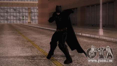 Batman Dark Knight für GTA San Andreas