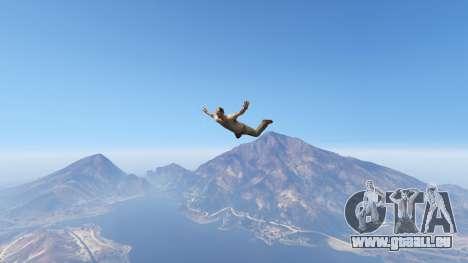 GTA 5 Superhero deuxième capture d'écran