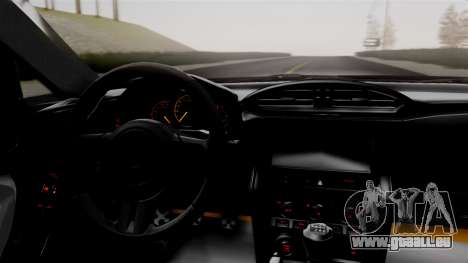 Toyota GT86 PJ für GTA San Andreas rechten Ansicht