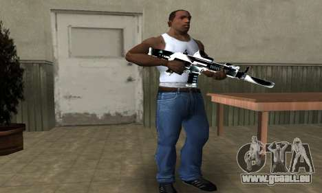 Two Lines M4 für GTA San Andreas zweiten Screenshot